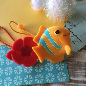 Lilo & Stitch - Pudge the fish inspired hair ties